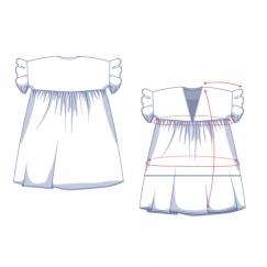 Robe Rosalie
