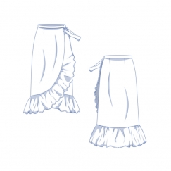 Arlette Skirt