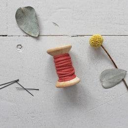 PASSEPOIL - Crêpe Terracotta