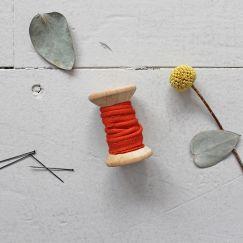 PASSEPOIL - Crêpe Tangerine