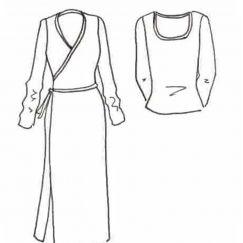 Robe/Top Ludmilla