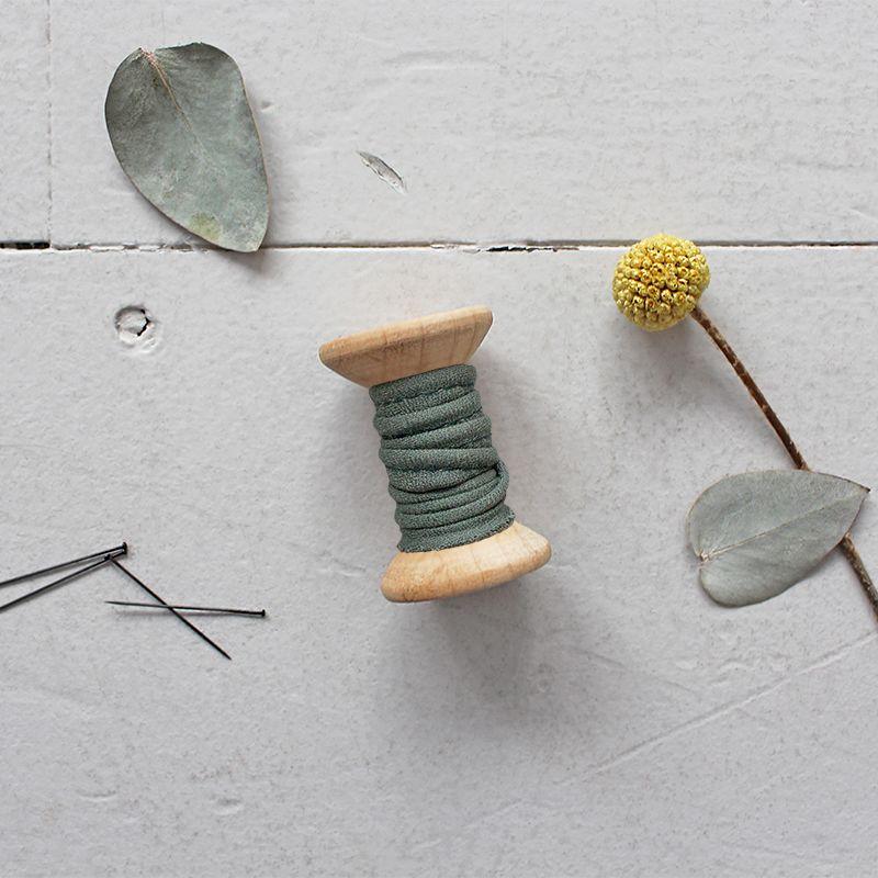 PIPING - Crêpe Cedar Green