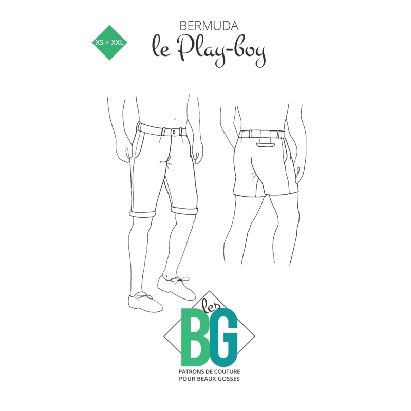 The Play Boy Shorts