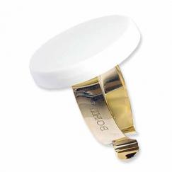 Bracelet métallique magnétique - Blanc