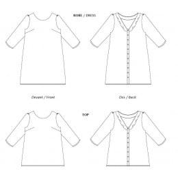 Scarlett Top/Dress
