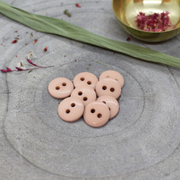 Classic Shine Buttons - Maple