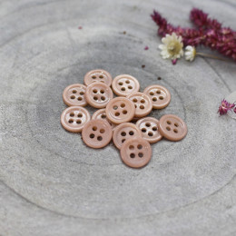 Bliss Buttons - Maple