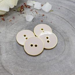 Joy Buttons - Blush