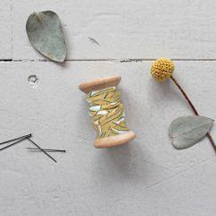 PIPING - Petal Mustard