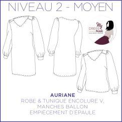Auriane Dress