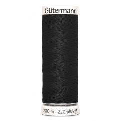 Thread - Black - Atelier Brunette