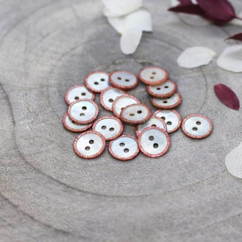 Glitz Buttons - Melba