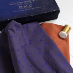 Cosmic Blue Fabric