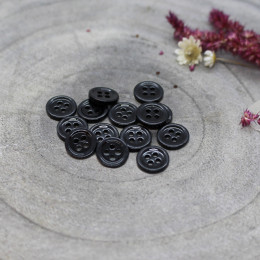 Boutons Bliss - Black