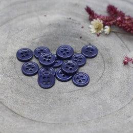 Bliss Buttons - Cobalt