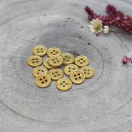 Boutons Bliss - Mustard