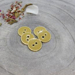 Joy Buttons - Mustard