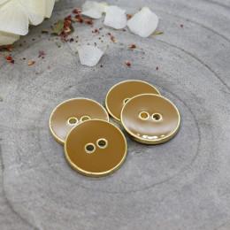 Joy Buttons - Ochre