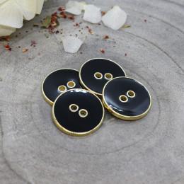 Joy Buttons - Black