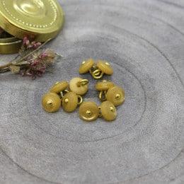Boutons Jewel - Mustard
