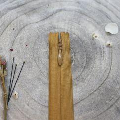 Zip Mustard - Atelier Brunette
