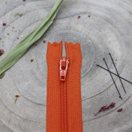 Atelier Brunette Tangerine Zipper