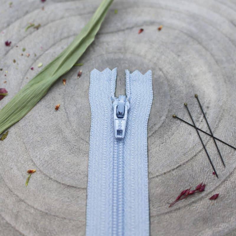 Zip  Blue Jean - Atelier Brunette