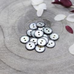 Glitz Buttons - Night