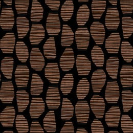 Halo Brown Fabric