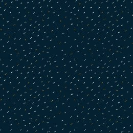 Sparkle Midnight Blue Fabric