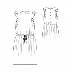 Adèle Dress