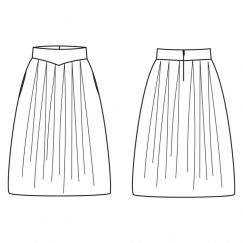 Ella Skirt Sewing Pattern