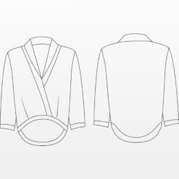 I Am Cupidon - sewing pattern