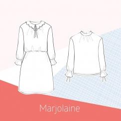 Marjolaine dress