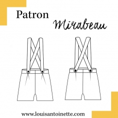 Mirabeau short Pattern