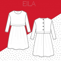 EILA dress - Slow Sunday