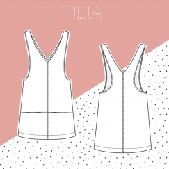 Robe TILIA - Slow Sunday