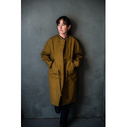 The TN31 Parka Pattern