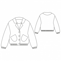 Yeta Jacket - République du Chiffon