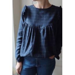 Robe ou blouse Louise Mum