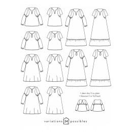 Petites Choses blouse