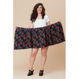 Agave skirt pattern
