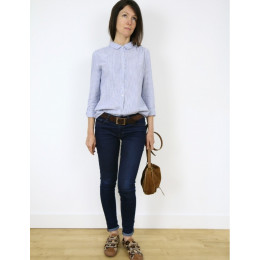 Chemise ou robe Azur