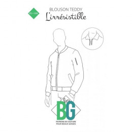 L'irrésistible - Sewing pattern