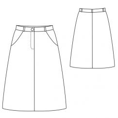 Blandine skirt