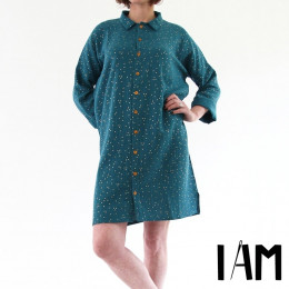 I am Lucienne - sewing pattern