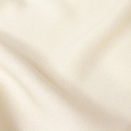 "Tissu ""Crêpe Off White"""