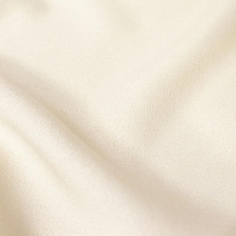 Crepe Off-White Fabric