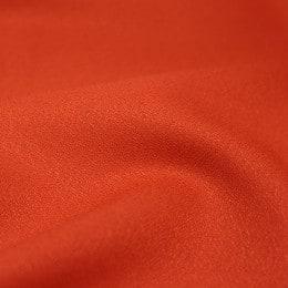 """Tissu """"Crêpe Tangerine"""""""