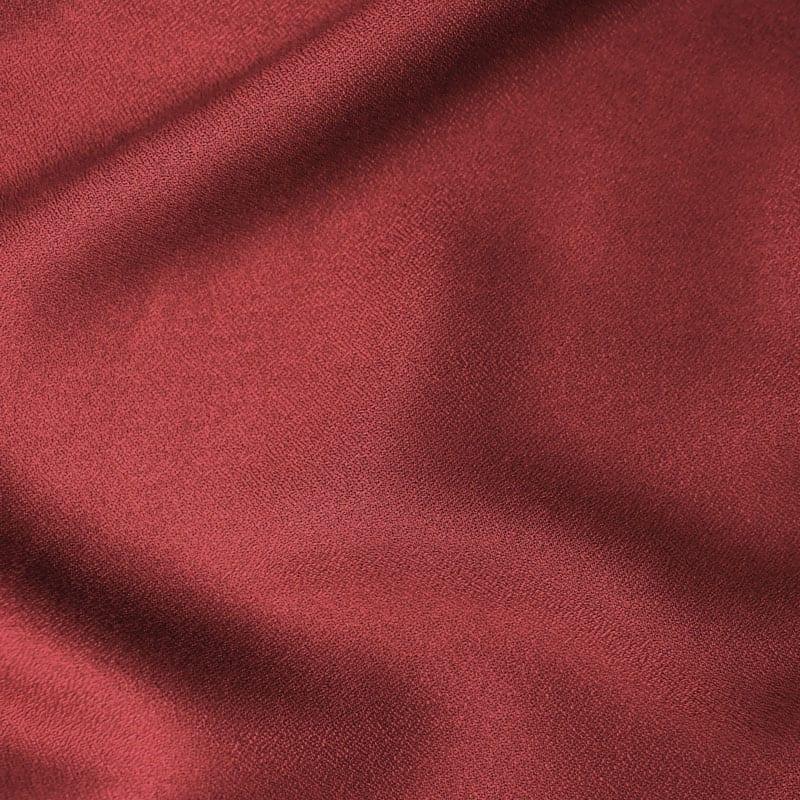 "Tissu ""Crêpe Amarante"""